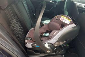 BeSafe iZi Go Modular i-Size Babyschale