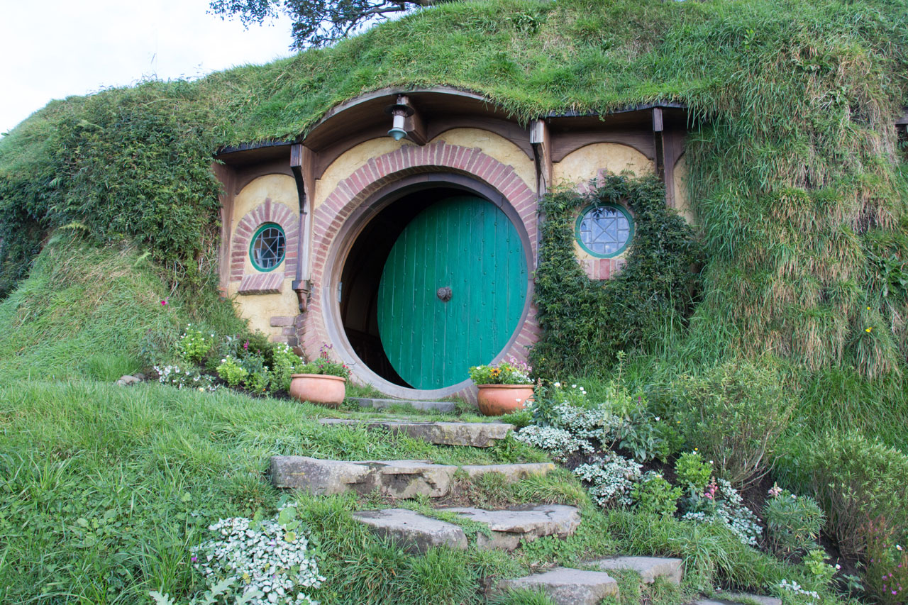 Neuseeland – Hobbiton Movie Set Tour 2017